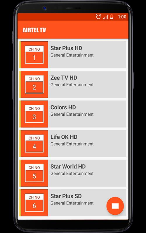 Download Free Star Plus HD Live TV Channel Guide APK for