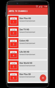 81+ Airtel Live Mobile Tv Apk - Airtel TV Mobile App With 300