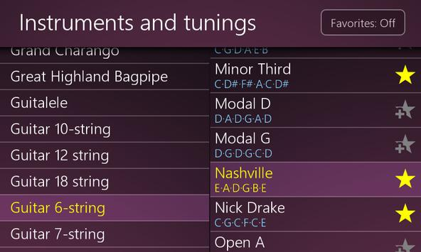 Airyware Tuner скриншот 1