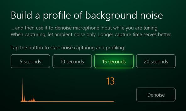 Airyware Tuner скриншот 3
