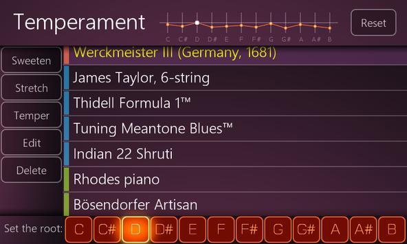 Airyware Tuner скриншот 4