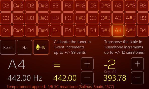 Airyware Tuner скриншот 5