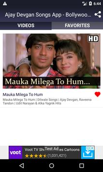 Ajay Devgan Songs App Bollywood Video Songs For Android Apk Download