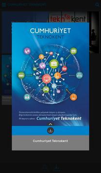 Cumhuriyet Teknokent apk screenshot