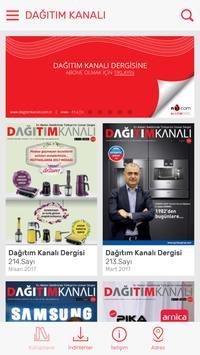 Dağıtım Kanalı Dergisi poster
