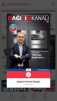 Dağıtım Kanalı Dergisi apk screenshot
