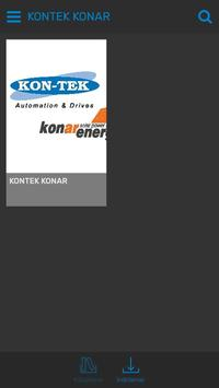 KONTEK KONAR screenshot 1