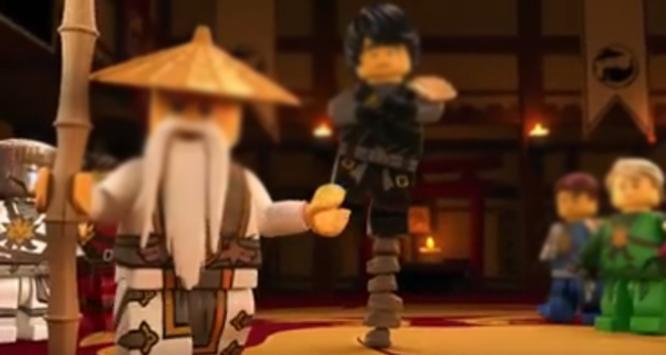 Tips Best Lego Ninjago Wu-Cru poster
