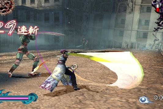 Pro Bujingai The Frosaken City Hint screenshot 2