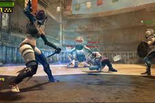 Pro Bujingai The Frosaken City Hint screenshot 6