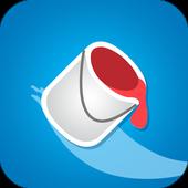 Dulux Retailer-Scanning App icon