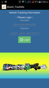 Akash TrackMe Mobile poster