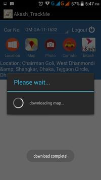 Akash TrackMe Mobile apk screenshot