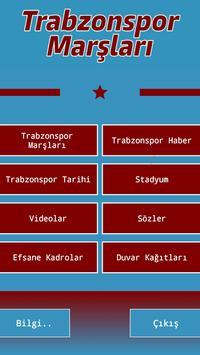 Trabzonspor Marşları poster