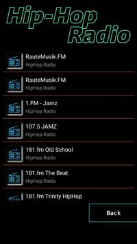 Hip Hop Radio screenshot 1