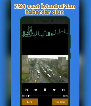 İstanbul Canlı İzle apk screenshot