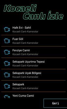 Kocaeli Canlı İzle screenshot 1