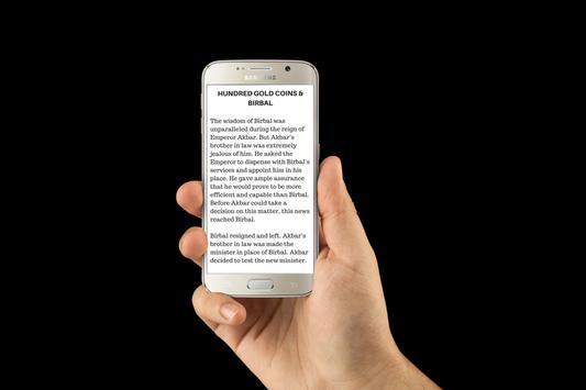 AKBAR BIRBAL STORIES IN ENGLISH screenshot 2