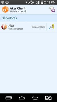 AkerClient Mobile poster