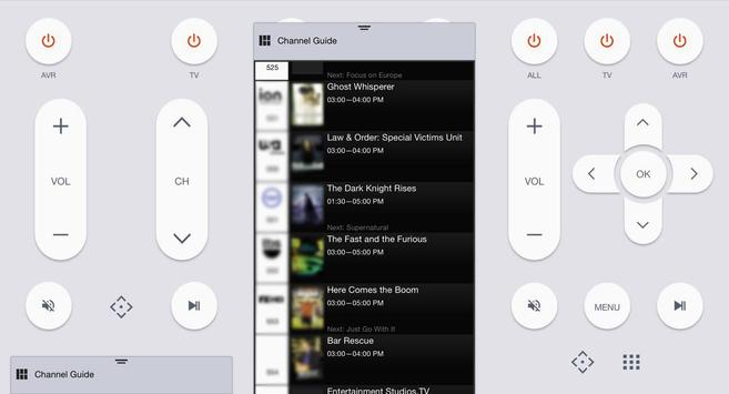USA Smart Remote screenshot 7