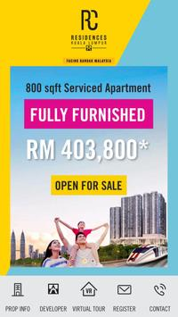 RC Residences poster