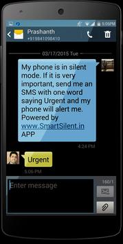 Smart Silent app Auto SMS text 1 3 8 (Android) - Download APK