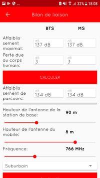Signal Range Calculator screenshot 2
