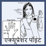 Acupressure Guide in Hindi: एक्यूप्रेशर: सूचीदाब