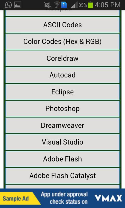 Computer Keyboard Shortcut Keys for Android - APK Download