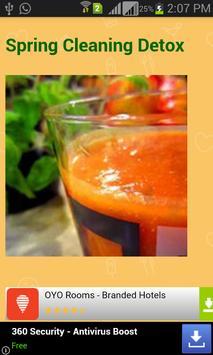 Detox Juice Recipes screenshot 2
