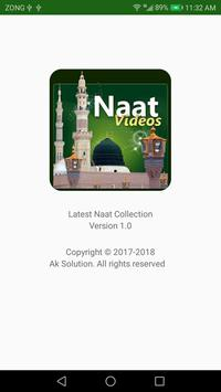 Latest Naat Collection screenshot 5