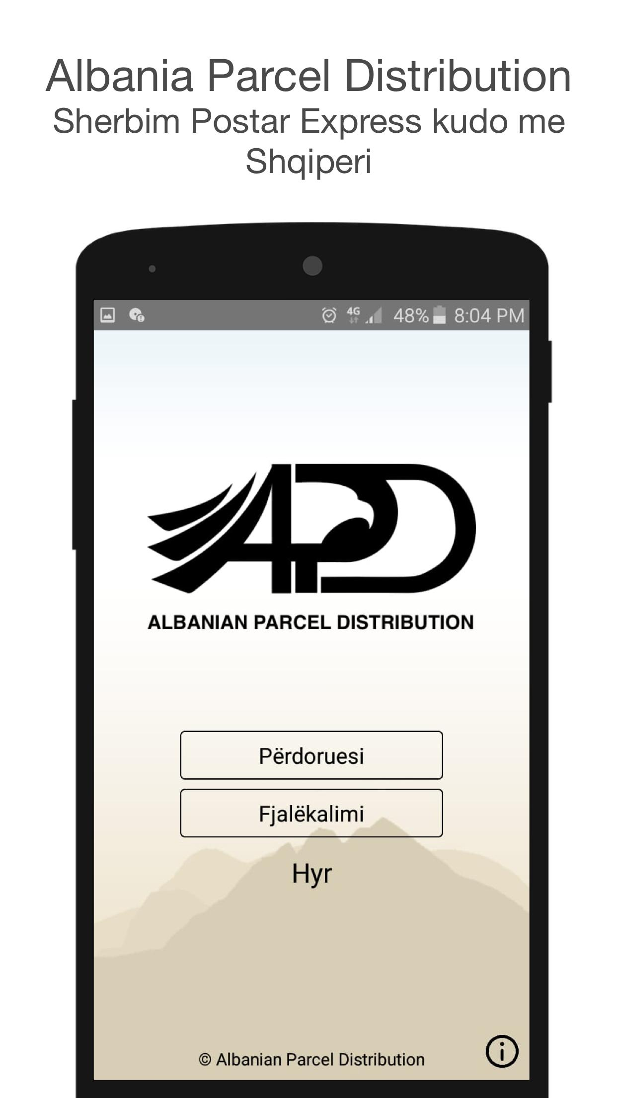 APD Courier for Android - APK Download