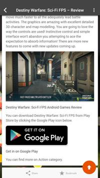 AndroidGame Reviews screenshot 8