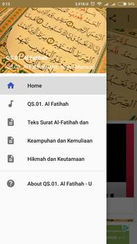 QS.01. Al Fatihah (Ust. Yusuf Mansur) apk screenshot