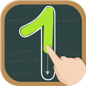 Write Numbers: Tracing 123 icon