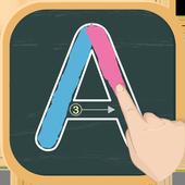 Write the Alphabet: Learn the ABCs icon