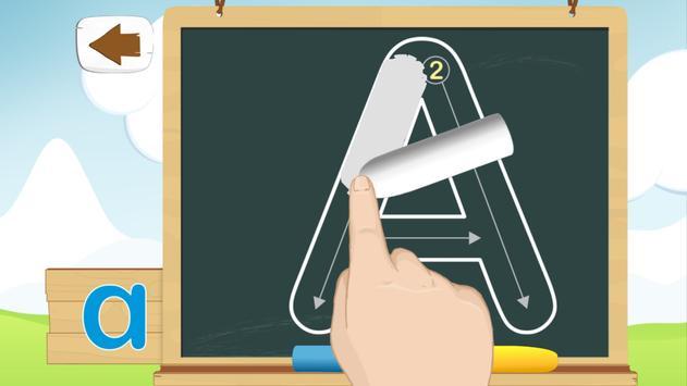 Write the Alphabet: Learn the ABCs apk screenshot