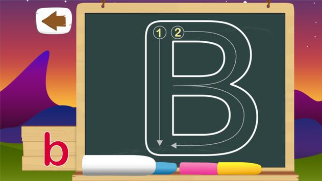 Write the Alphabet: Learn the ABCs screenshot 23