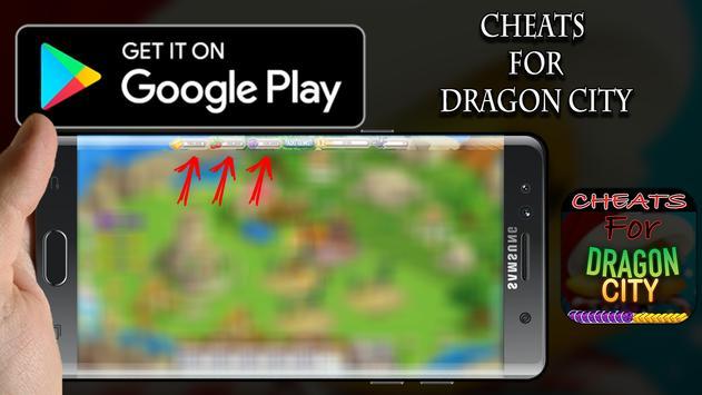 Cheats Dragon City -New Prank- poster