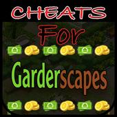 Cheats Gardenscapes New -Prank icon