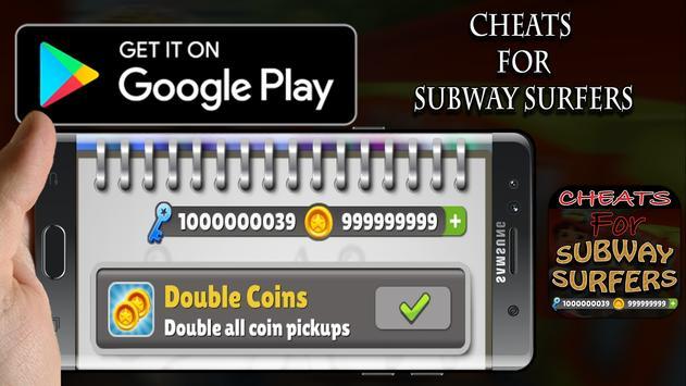 Cheats Subway Surfers 17 Prank apk screenshot
