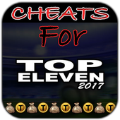 Cheats For Top Eleven Nw Prank icon