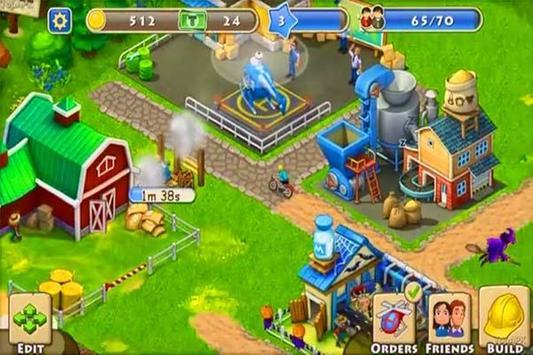 Tips Town Ship screenshot 2