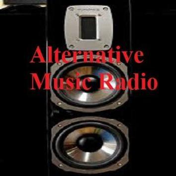 Alternative Music Radio poster