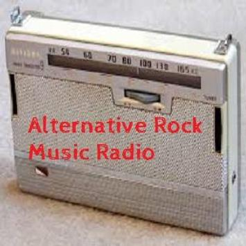 Alternative Rock Music Radio poster