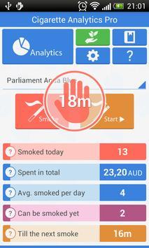 Cigarette Analytics poster