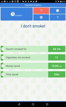 Cigarette Analytics screenshot 10