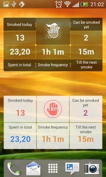 Cigarette Analytics screenshot 1