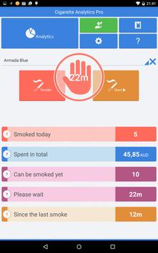 Cigarette Analytics screenshot 8
