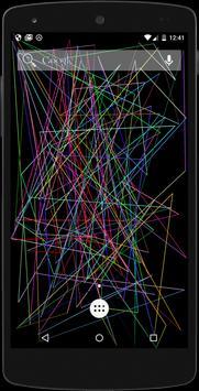 Neon Lines WP apk screenshot